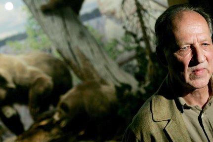 Вернер Херцог на съемках фильма «Человек-гризли»